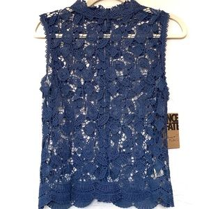 NWT Chance or Fate Lace Top